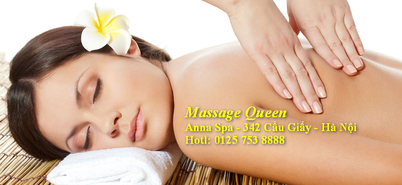Massage Queen tại Anna Spa