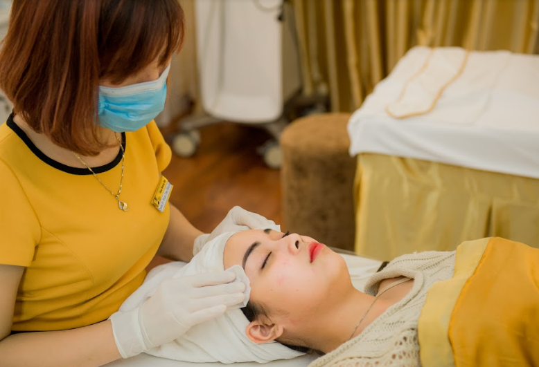 massage da tại Anna Spa